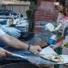 2014 Community Campout Pizza Dinner